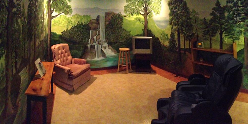 Meditation Waiting Room
